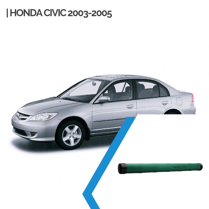 EnnoCar Ni-MH 144V 6.5Ah Cylindrical Hybrid Car Battery Replacement for Honda Civic Gen1 2003-2005