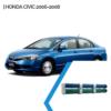 honda civic g2 2006-2008 hybrid car battery replacement