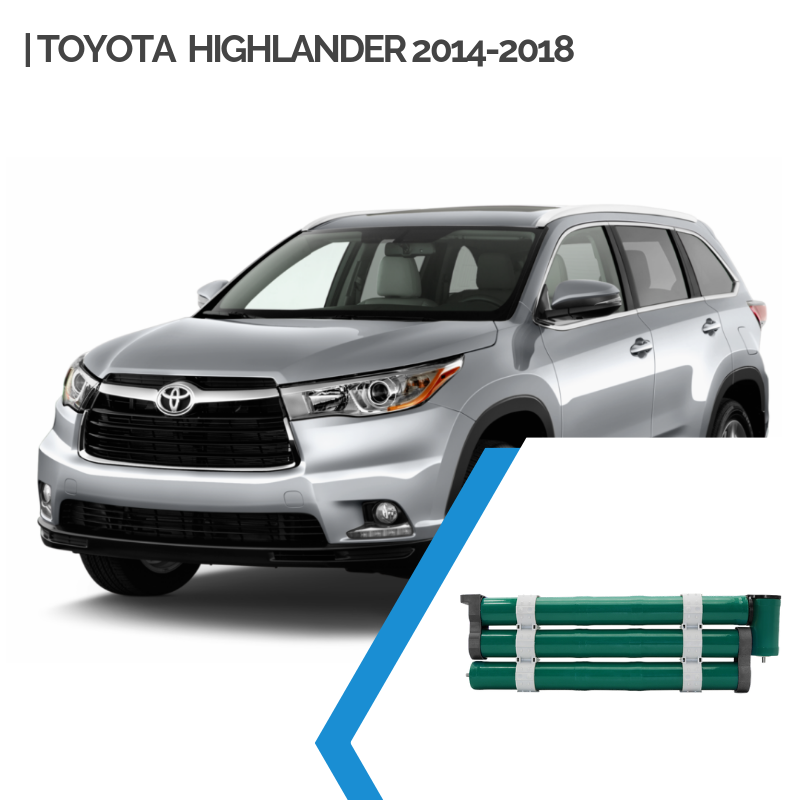 Toyota Highlander 2017 2018 Hybrid Car Battery Replacement