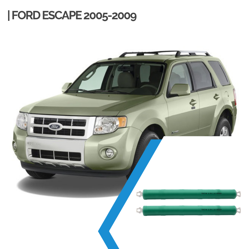 Ford Escape 2005 2009 Hybrid Car Battery Replacement