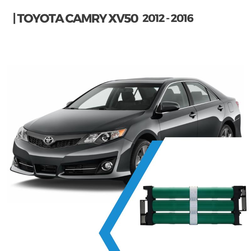 EnnoCar Ni-MH 245V 6.5Ah Hybrid Car Battery for Toyota Camry XV50 2012-2016