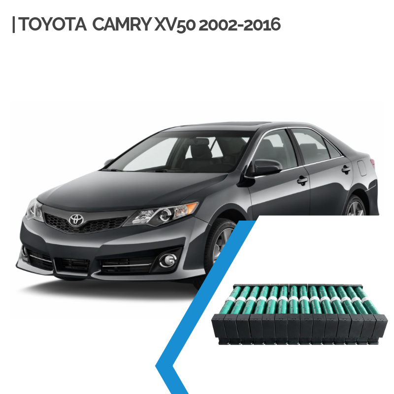 Toyota Camry XV50 Hybrid Car Battery Replacement 2012-2016