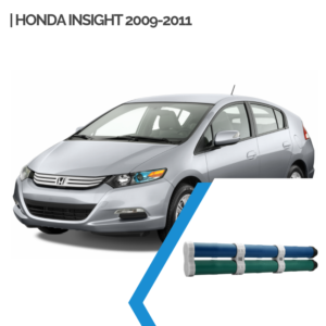 Honda Insight Gen2 2009 2017 Hybrid Car Battery Replacement