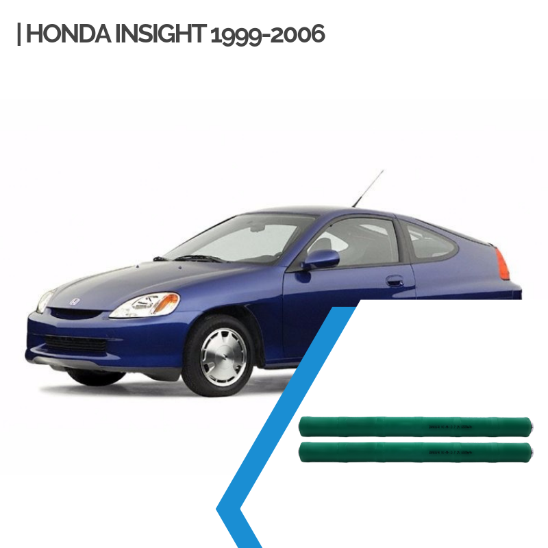 Honda Insight Gen1 1999 2006 Hybrid Car Battery Replacement