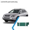 lexus rx 400h 2006-2009 hybrid car battery replacement