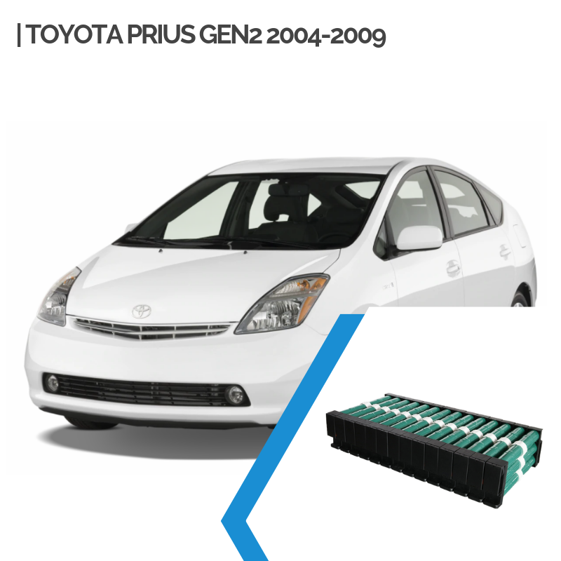 Toyota Prius Gen2 2004 2009 Battery Replacement