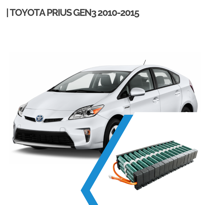 Toyota Prius Gen3 Hybrid Car Battery Replacement 2010-2015