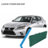 EnnoCar Ni-MH 202V 6.5Ah Prismatic Hybrid Car Battery for Lexus CT 200H 2011-2017