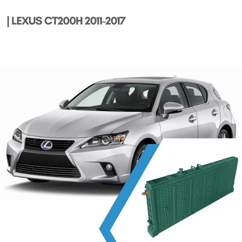 EnnoCar Hybrid Battery for Lexus CT200h 2011-2017
