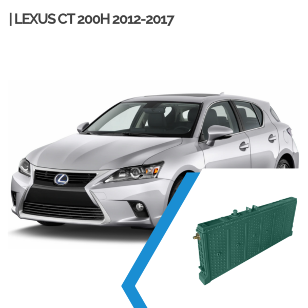 lexus ct 200h 2012-2017 hybrid car battery replacement