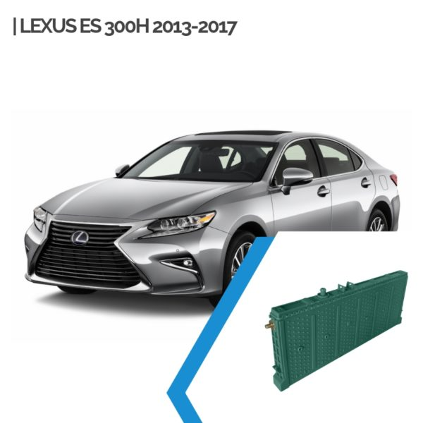 Lexus ES 300H Hybrid Car Battery Replacement 2013-2017