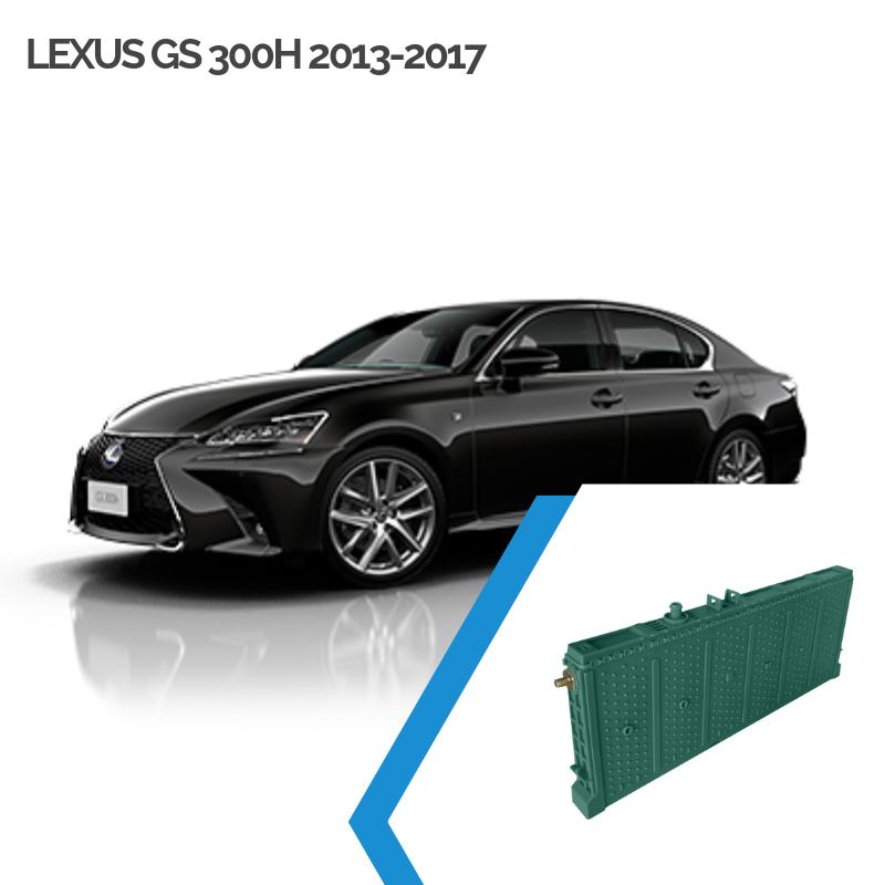 Lexus Gs 300h 2017 Hybrid Car Battery Replacement