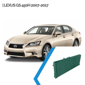 lexus gs 450h 2007-2012 hybrid car battery replacement