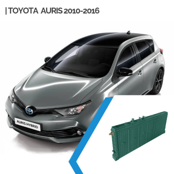 toyota auris 2010-2016 hybrid car battery replacement