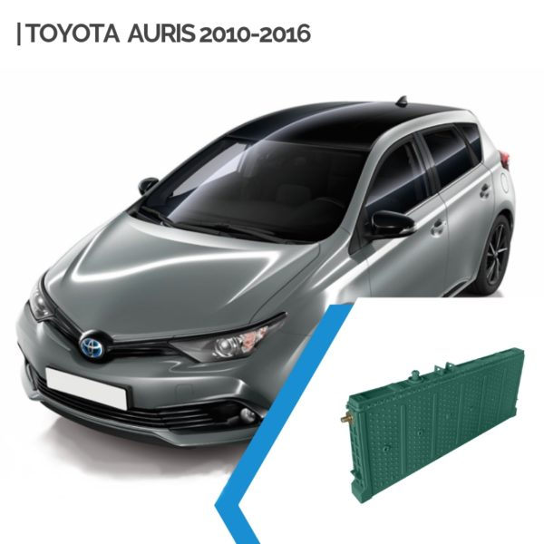 EnnoCar Hybrid Battery : Toyota Auris 2012-2016