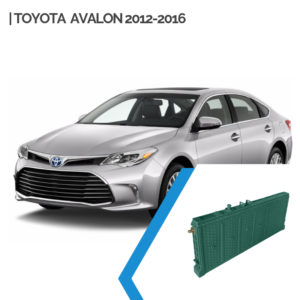 Toyota Avalon 2017 2016 Hybrid Car Battery Replacement