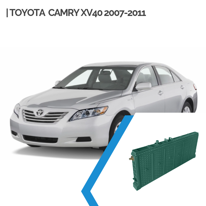 Toyota Camry XV40 Hybrid Car Battery Replacement 2007-2011