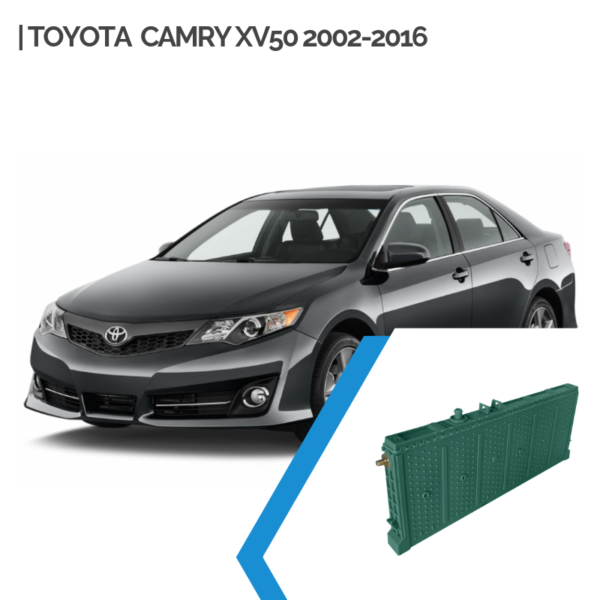 Toyota Camry XV50 2012-2016 Hybrid Car Battery Replacement