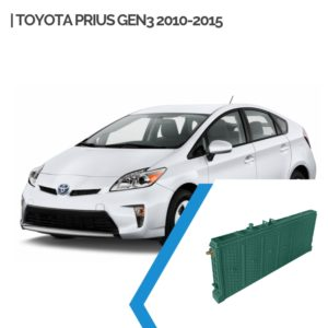 EnnoCar Hybrid Battery : Toyota Prius Gen3