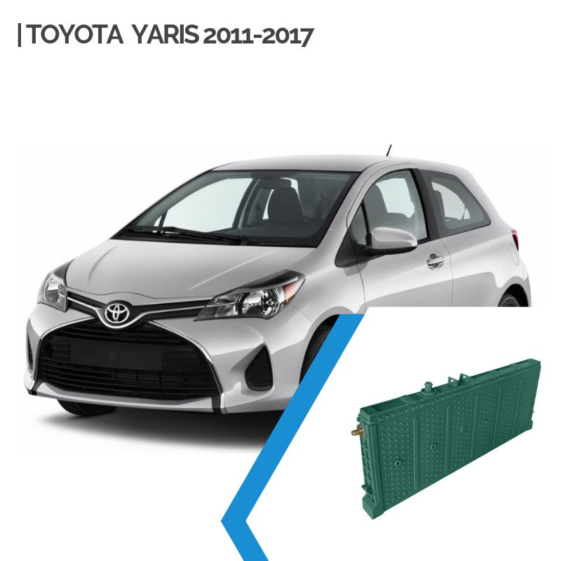 toyota yaris 2011 2017 hybrid car prismatic battery. Black Bedroom Furniture Sets. Home Design Ideas