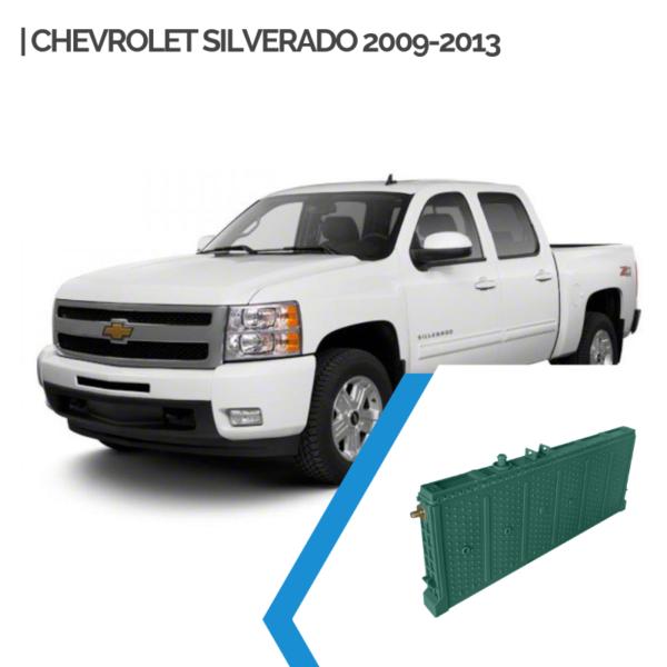 Chevrolet Silverado Prismatic Hybrid Car Battery Pack 2009