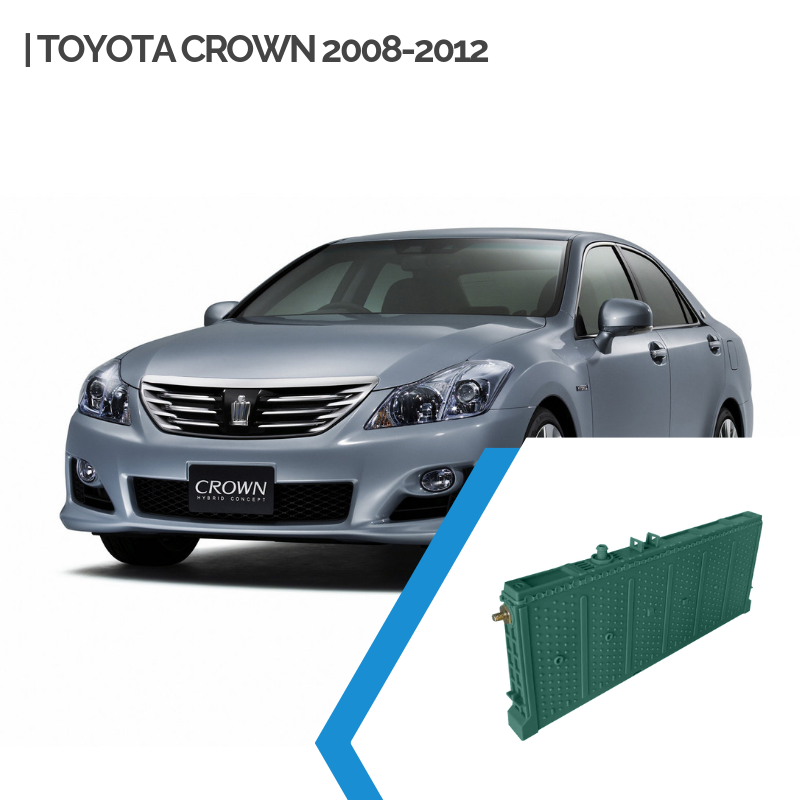 Toyota Crown Hybrid Battery Replacement