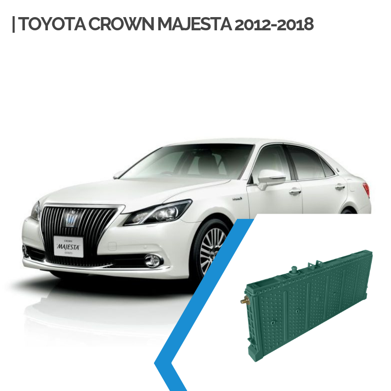 Toyota Crown Majesta Hybrid Battery Replacement