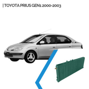 Toyota Prius Gen1 Hybrid Battery Replacement
