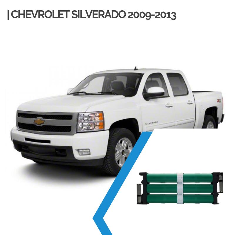 Chevrolet Silverado 2009-2013