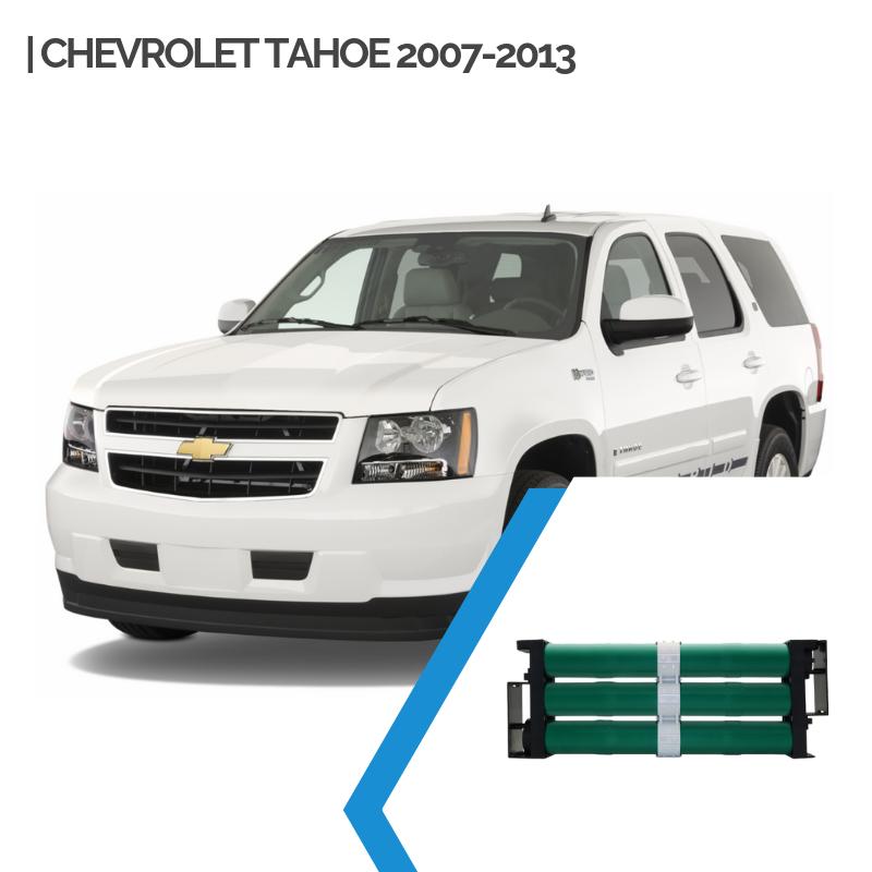 Chevrolet Tahoe 2007-2013