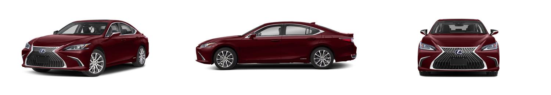 Lexus ES 400H 2013-2017 battery replacement