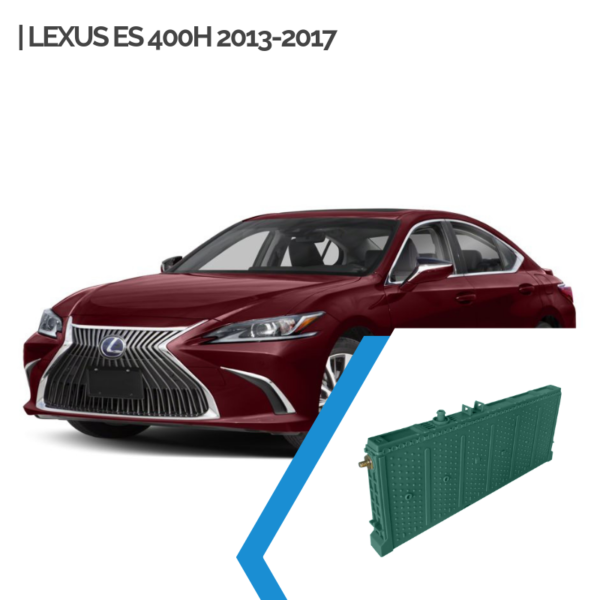 Lexus ES 400H Hybrid Car Battery Replacement 2013-2017