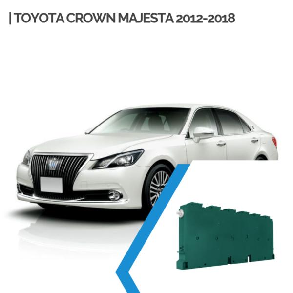 Toyota Crown Majesta 2012-2018 Hybrid car battery 288V
