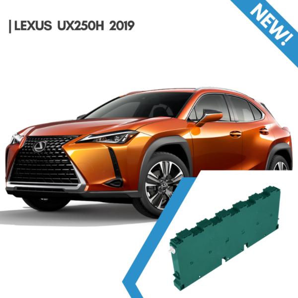 EnnoCar Ni-MH 216V 6.5Ah Steel Prismatic Hybrid Car Battery for Lexus UX250H 2019