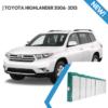 toyota highlander 2006-2013 hybrid car battery 288V