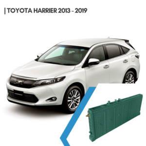 EnnoCar Ni-MH 245V 6.5Ah Prismatic Hybrid Car Battery for Toyota Harrier 2013-2019