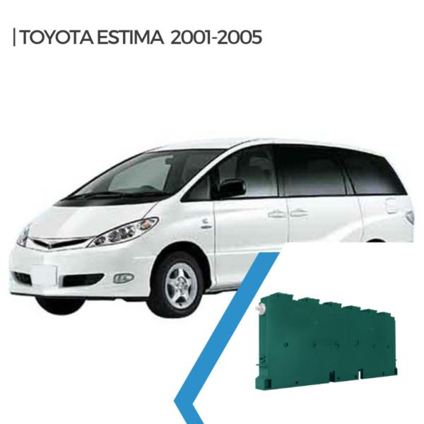 Toyota Estima Hybrid car battery 216V