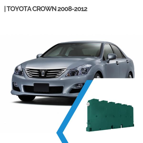 Toyota Crown Hybrid car battery 288V