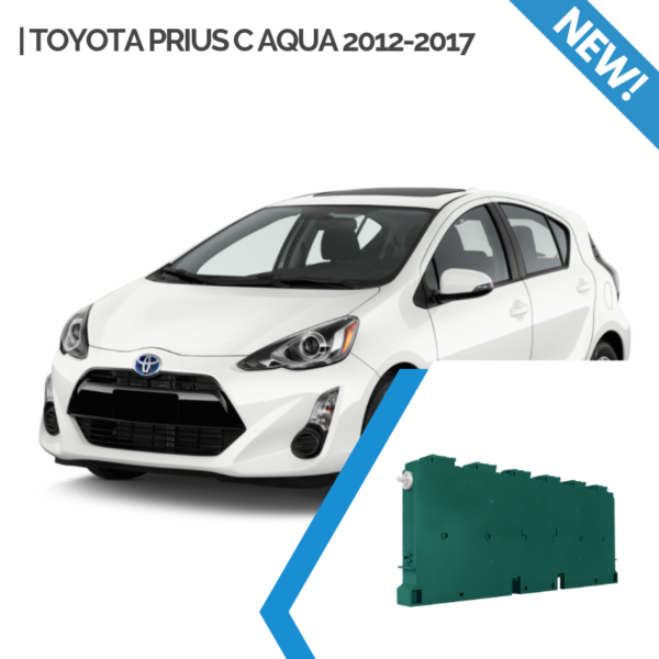 Ennocar Hybrid Battery for Prius C Aqua 2012-2017