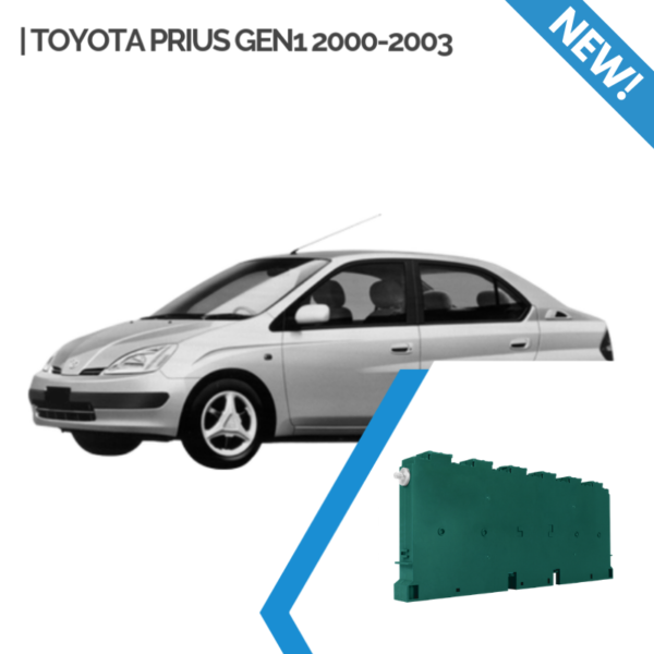 Ennocar Hybrid Battery for Prius GEN1 2000-2003