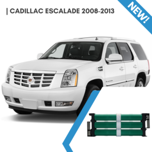 EnnoCar Ni-MH 300V 6.5Ah Cylindrical Hybrid Car Battery for Cadillac Escalade 2008-2013