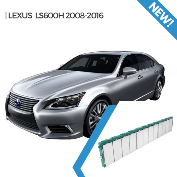 EnnoCar Ni-MH 288V 6.5Ah Steel Prismatic Hybrid Car Battery for Lexus LS600H 2008-2016