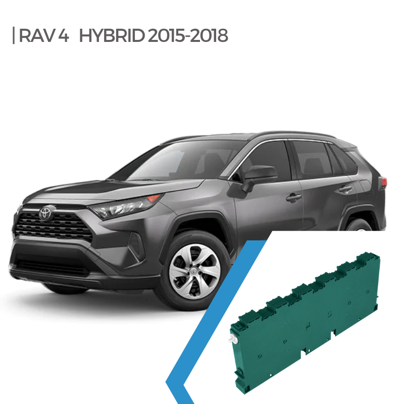 toyota  RAV4 hrbrid car battery 2015-2018 245V