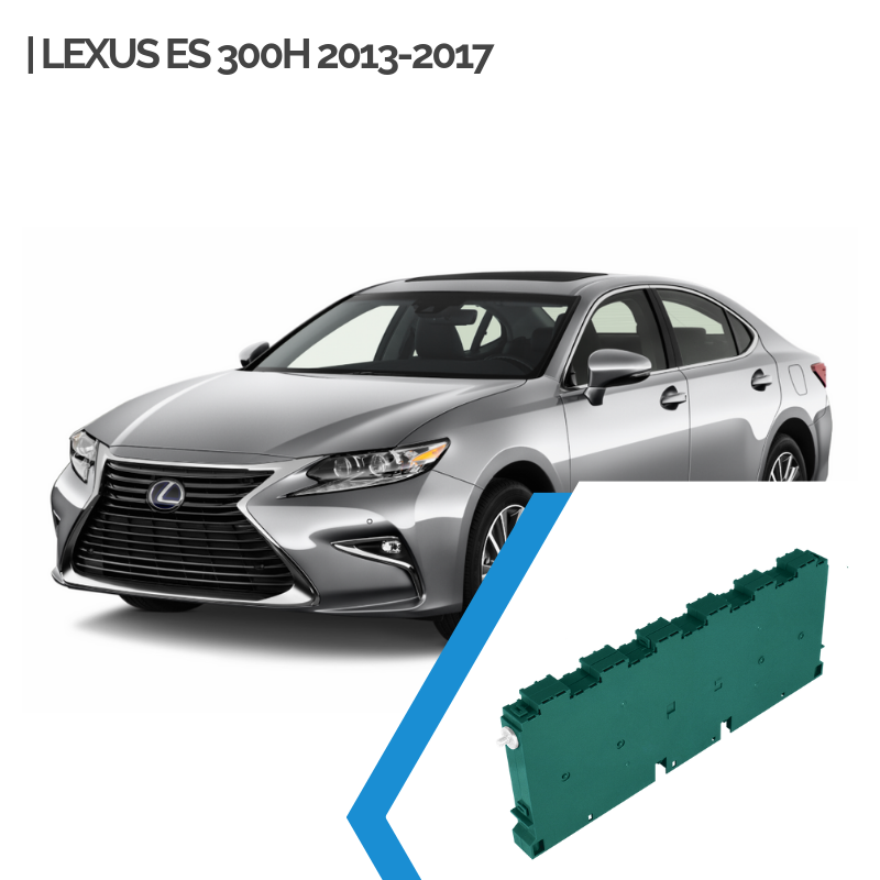 LEXUS ES300H Hybrid Battery Replacment