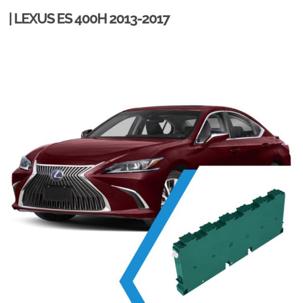 EnnoCar Ni-MH 245V 6.5Ah Steel Prismatic Hybrid Car Battery for Lexus ES 400H 2013-2017