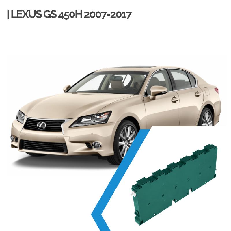 LEXUS GS450H Hybrid Battery Replacment
