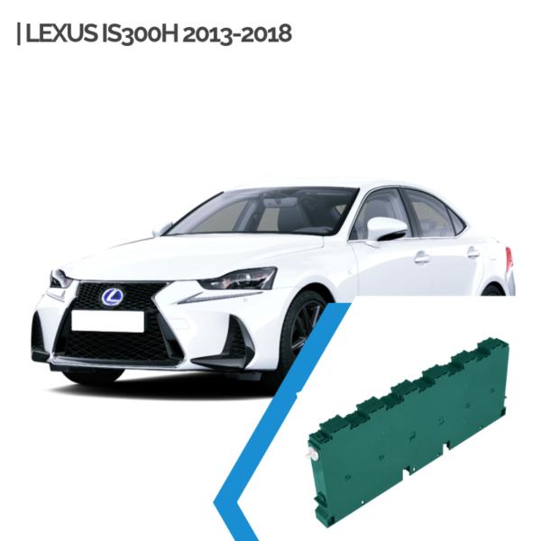 EnnoCar Ni-MH 230.4V 6.5A Steel Prismatic Hybrid Car Battery for Lexus IS 300H 2013-2018