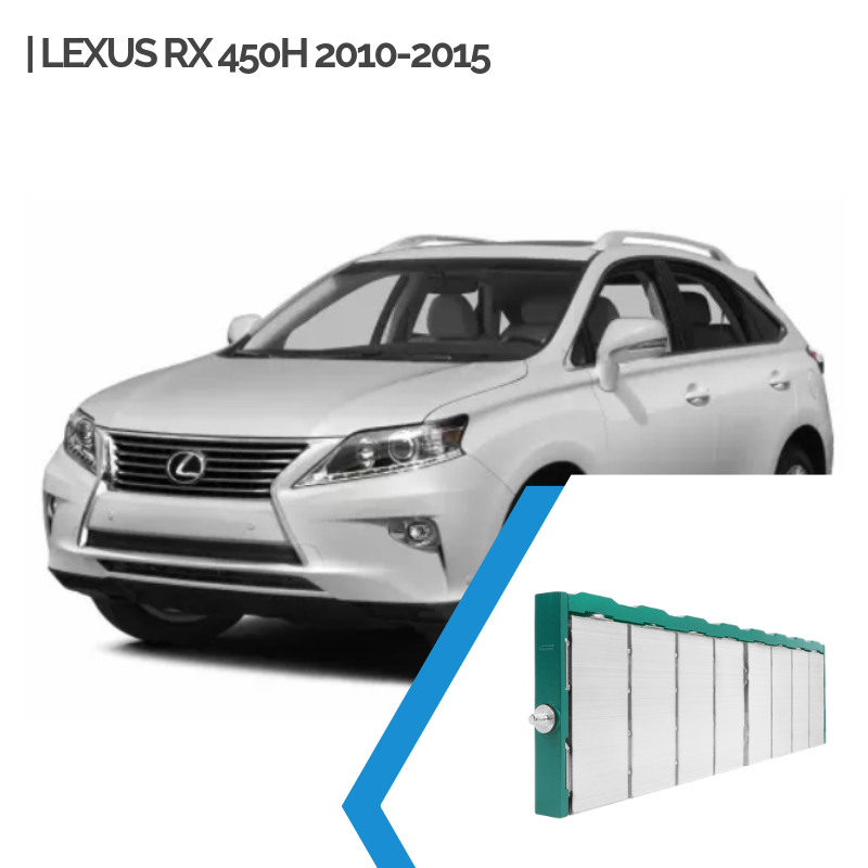 LEXUS RX450H replacement hybrid battery