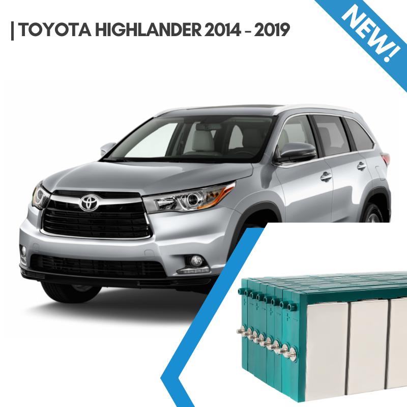 Toyota Hybrid 2014-2015 Hybrid Battery