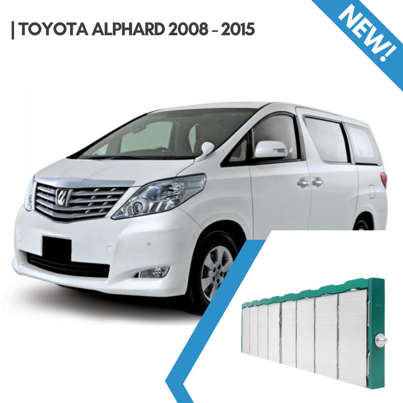 EnnoCar Toyota Alphard 2008-2015 Hybrid Battery